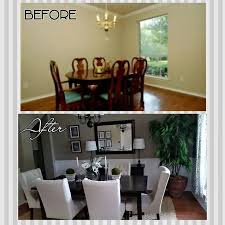 pictures of dining room decorating ideas: formal dining room makeover on a budget