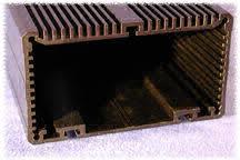 Extruded <b>Aluminum Enclosures</b> (<b>Sink</b> Box Series) Key Features: