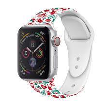 Veecircle <b>Funny Christmas Strap</b> for Apple Watch 5/4/3/2/1