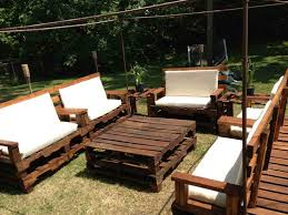 patio furniture from pallets. patio furniture made of pallets popular sets on wrought iron from