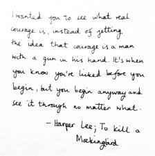 to kill a mockingbird quotes chapter quotesgram