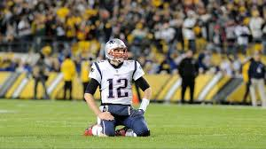 Two stats that show the New England Patriots are slipping