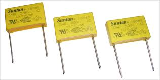 x2 emi suppression film capacitors while most standard emi suppression film capacitors provide a voltage rating of 275 vac to 305 vac suntan s new ts08s offer designers an increased voltage