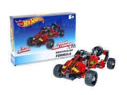 <b>Конструктор 1TOY</b> Т15402 <b>Hot</b> Wheels Formula (127 деталей ...
