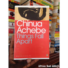 chinua achebe african book addict purchase things fall apart from amazon middot 1057