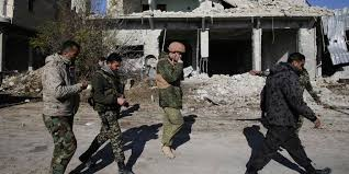 <b>Russian Special Forces</b> Seen as Key to Aleppo Victory - WSJ