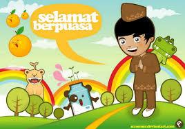 Jadwal Puasa Imsakiyah Ramadhan 2013