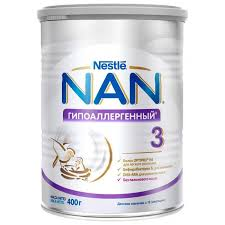 Смесь Nestle NAN Гипоаллергенный 3 с 12 месяцев ... - ROZETKA