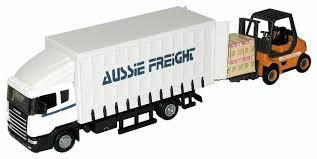 (Autogrand) Scania Warehouse с погрузчиком (<b>1514</b>) 1:48