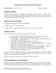 job maintenance job description resume maintenance job description resume full size