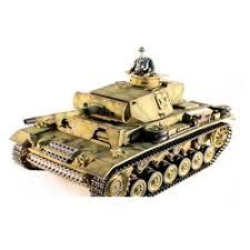 «<b>Радиоуправляемый танк Taigen</b> Panzerkampfwagen III масштаб ...
