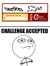Image - 101774] | Challenge Accepted | Know Your Meme via Relatably.com