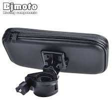 Online Shop <b>BJMOTO Universal Motorcycle</b> Adjustable Mirror ...
