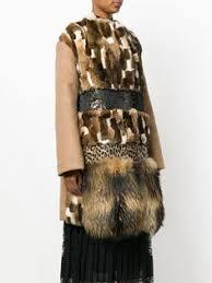 <b>Vlasta Kopylova</b> Меховой жилет | шитье | Пальто, Одежда и Стиль