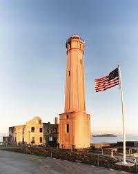 Alcatraz Island Light