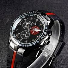 Military Watches For Men Fashion Casual <b>Outdoor Sport Watch</b> ...