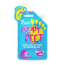 <b>Крем для пяточек и</b> пальчиков ног Baby Silky Feet