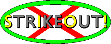 「Strikeout」の画像検索結果
