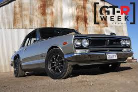 Nissan KPGC10 Skyline <b>GT</b>-<b>R Hakosuka</b>: 50 years of GT-R