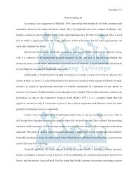 prime essay writings sample brand strategy for the supermarket indust montgomery   prime essay