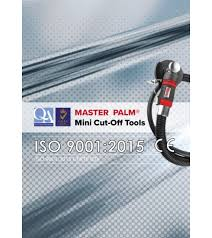 Master <b>Palm</b> Industrial <b>Pneumatic Air</b> Cut Off <b>Tool</b> Wholesale Supply