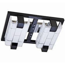 Настенно-<b>потолочный светильник Silver</b> Light 248.59.2 Samurai ...