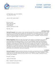cover letter format cover letter format tk