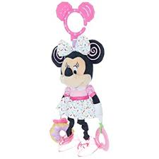 Disney Baby Minnie Mouse On The Go Pull Down ... - Amazon.com
