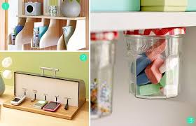 roundup 15 diy office storage and organization ideas curbly cheap office storage