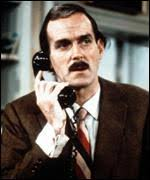 Torquay condemned for Basil Fawlty attitude - _640841_fawlty150