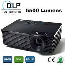5500lumens business education office portable 3d projector dlp multimedia projektor projetor proyector full hd 1080p zoom 11x overhead office lighting
