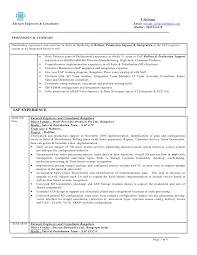 sap fico sample resume  years experience   resoome   resoomesap fico sample resume  years experience