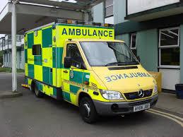 Ambulance, Emergency Vehicle