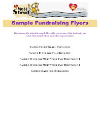 fundraising flyer templates sample reference letter for 7 best images of sample fundraiser flyers fundraiser flyer fundraiser flyer examples 313304 post sample fundraiser