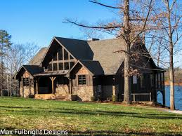 Mountain House Plans by Max Fulbright Designsappalachia lake house plans max fulbright designs