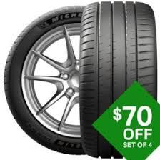 <b>Michelin Pilot Sport 4</b> S - 255/40ZR20/XL 101Y Tire - Sam's Club