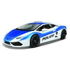 <b>Машинка</b> игрушечная <b>Lamborghini Huracan LP 610</b>-<b>4</b> Maisto бело ...