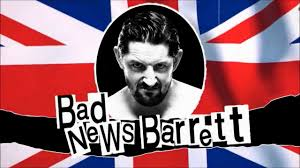 「BADNEWS BARRETT」の画像検索結果