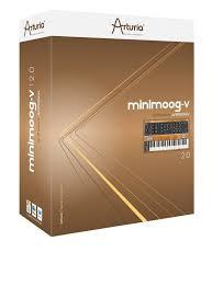 <b>Arturia</b> Minimoog V2 <b>программное обеспечение</b> | Цена - 0 руб ...
