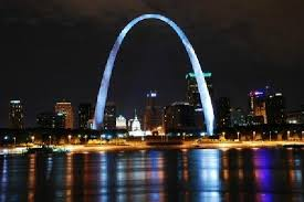 Image result for GATEWAY ARCH, ST LOUIS