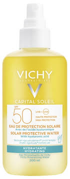 <b>Vichy Capital Soleil</b> Hydrating Solar Protective Water SPF 50 200ml