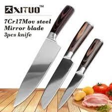 <b>XYJ brand kitchen knife</b> set 5'' slicing 4'' utility 3'' fruit ceramic knives ...