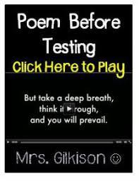 Before A Test Quotes. QuotesGram via Relatably.com
