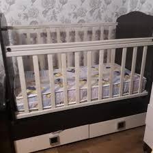 """Детская <b>кроватка Антел</b> """"<b>Ульяна</b>-3"""" – купить в Пензе, цена 6 000 ..."""