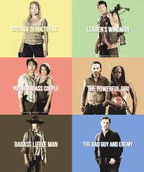 the walking dead memes | The Walking Dead characters meme ... via Relatably.com