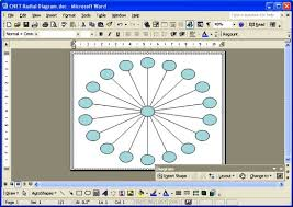 create sophisticated professional diagrams in microsoft word    by zooming in  you    ll be able see the entire image as you resize and format diagram