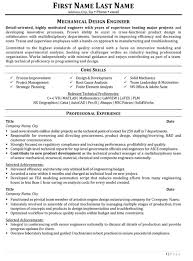Cover Letter Template For Objective Examples In A Resume Objectives  For Resume For Mechanical Engineering