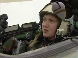 Савченко встретилась с бывшими сослуживцами и села за штурвал боевого вертолета в зоне АТО - Цензор.НЕТ 6703