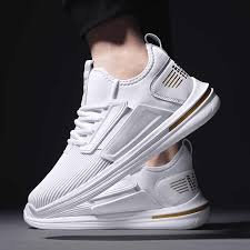 2019 Mesh <b>Shoes Men Sneakers Male Shoes</b> Adult Breathable ...