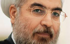 Image result for Iran's President Hassan Rouhani evil